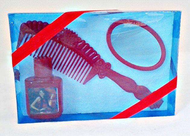 Kit - Espelho Pomba Gira