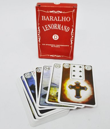Baralho - Lenormand