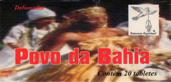Defumador - Povo da Bahia
