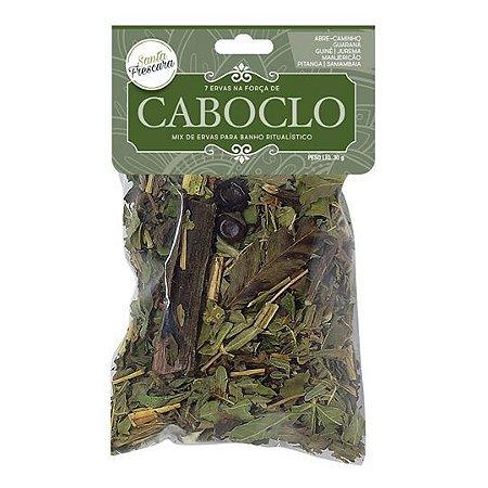 Banho - Caboclo 30G Santa Frescura