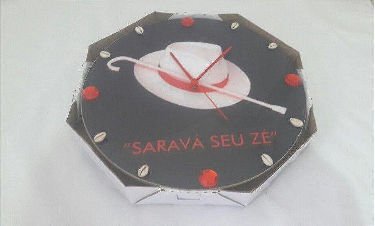 Relógio De Parede - Zé Pelintra