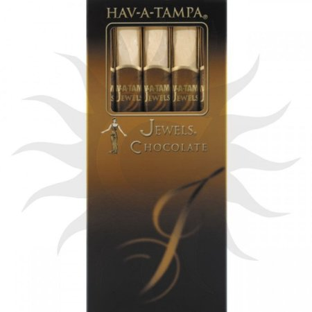 Cigarrilha HAV-A-TAMPA Chocolate