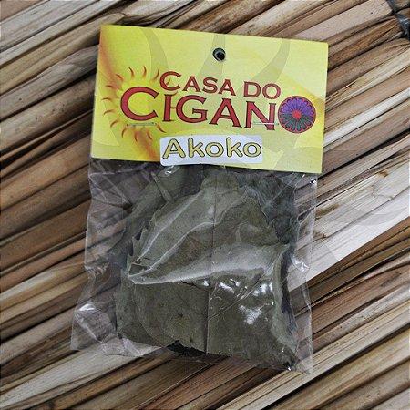 Folha de Akoko