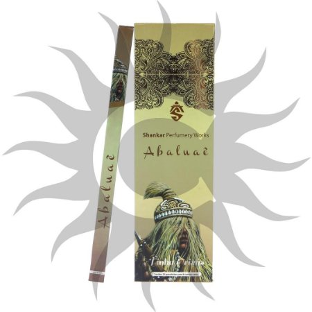 Incenso Shankar - Abaluaê