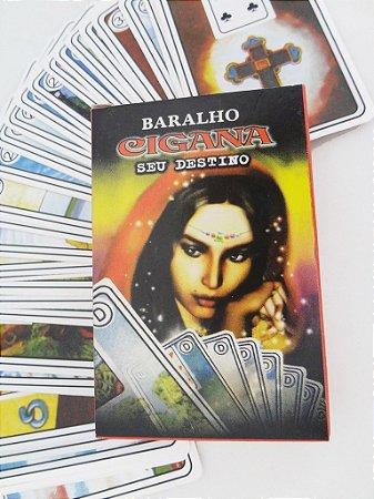 Baralho - CIGANO - SEU DESTINO