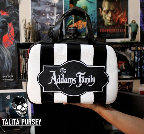 Bolsa The Addams Family