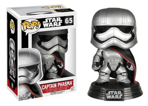 Funko Pop Star Wars VII Captain Phasma