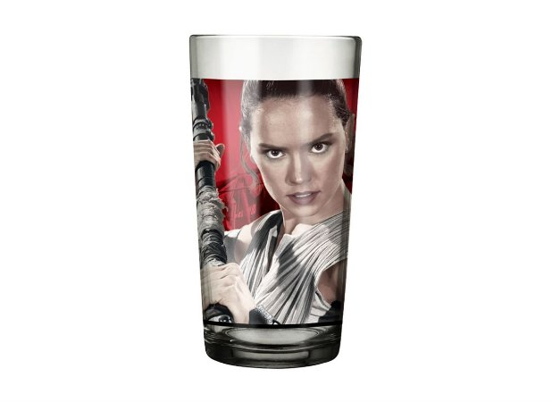 Copo Long Drink Star Wars REY - Disney - 390 ml