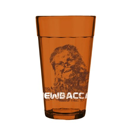 Copo Long Drink Star Wars Chewbacca - Disney - 450 ml