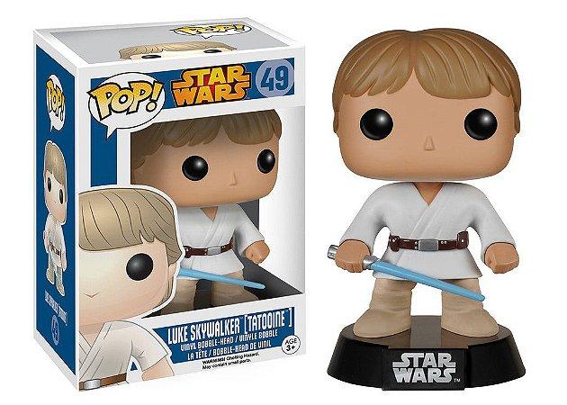 Funko Pop Star Wars Luke Skywalker Tatooine