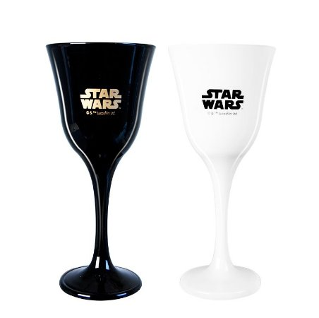 Taças Star Wars Disney 2x 250ml