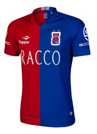 Camisa Oficial Paraná Clube I • Topper • 2016