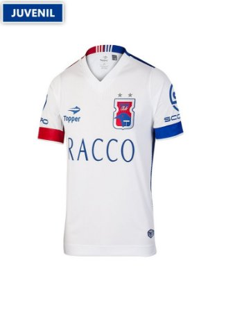 Camisa Oficial JUVENIL Paraná Clube II • Topper • 2016