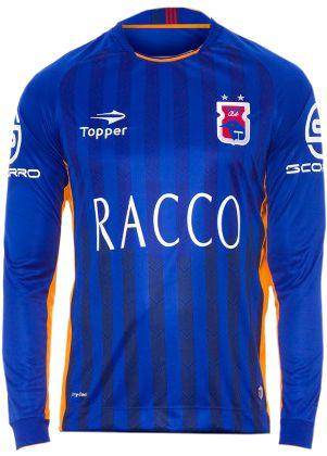 Camisa Goleiro Paraná Clube • Topper • Azul