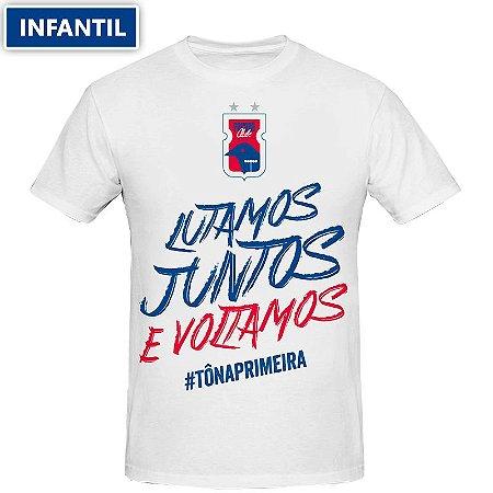 Camiseta INFANTIL• Tô na Primeira• Paraná Clube - Loja PRC - Loja ... 80a66844f01e8