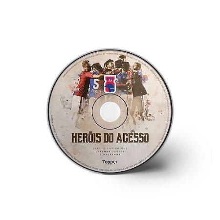 DVD Heróis do Acesso