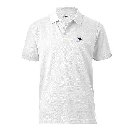 Camisa Polo • Paraná Clube • Branca