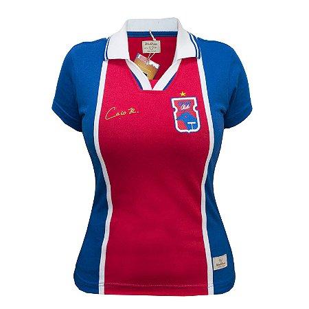 Camisa Retrô Feminina • Caio Jr. 1997 • Paraná Clube