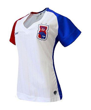 Camisa Oficial II FEMININA • Paraná Clube • Topper • 2018 - Loja PRC ... 7a02c0f6b49d3