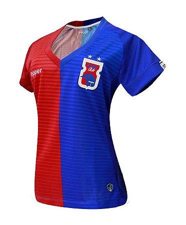 Camisa Oficial I FEMININA • Paraná Clube • Topper • 2018 - Loja PRC ... 17f146b56d38c