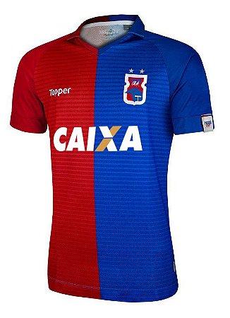 Camisa Oficial Home Paraná Clube Caixa • Topper • 2018