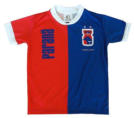 Camisa Paraná Clube Microdry Infantil