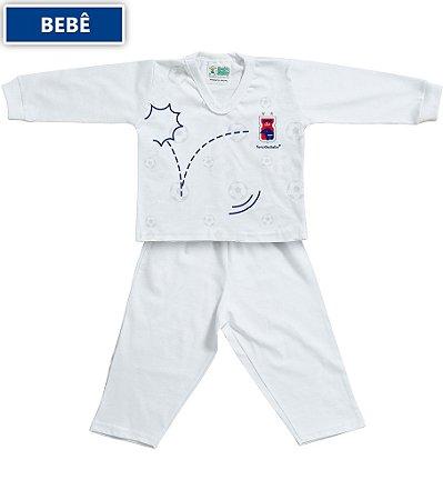 Pijama Longo Bebê • Paraná Clube