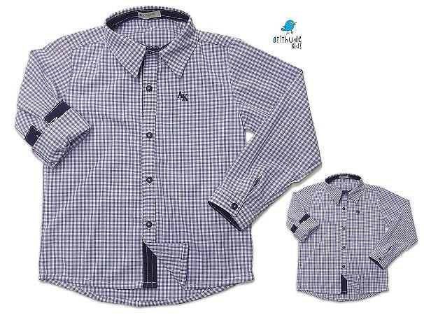 Kit Camisa Antônio - Tal pai, tal filho (duas peças)