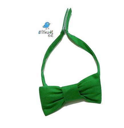 Gravata Borboleta - Verde