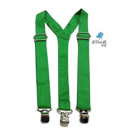 Suspensório  Verde