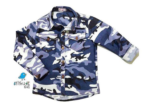 Camisa Derek - Camuflada | Safari