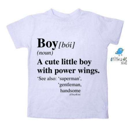Camiseta - Boy | Branca