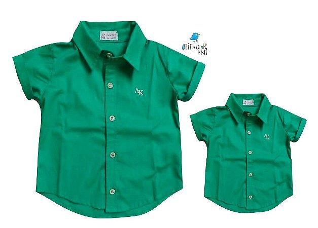 Kit camisa Marco - Tal pai, tal filho (duas peças)