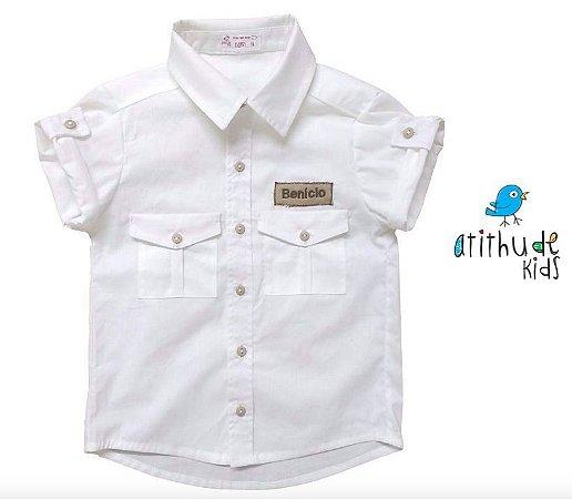Camisa Sandro - Adulta | Safari