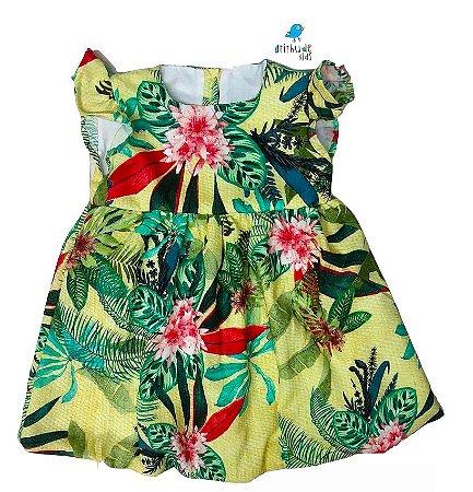 Vestido Marina  - Estampa Floral