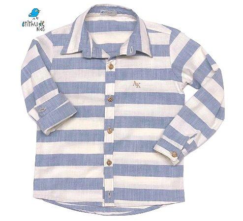 Camisa Matheus  - Adulta | Linho