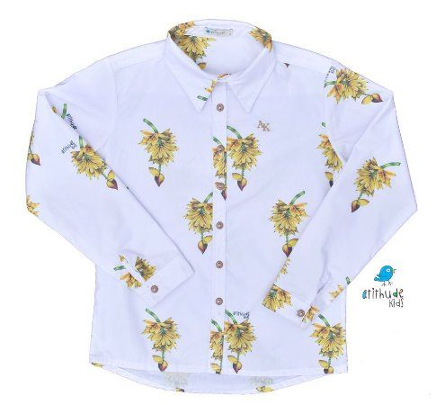 Camisa Sam - Adulta
