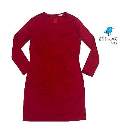 Vestido - Vermelho| Adulto