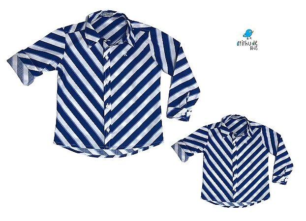 Kit camisa Dante - Tal pai, tal filho (duas peças)