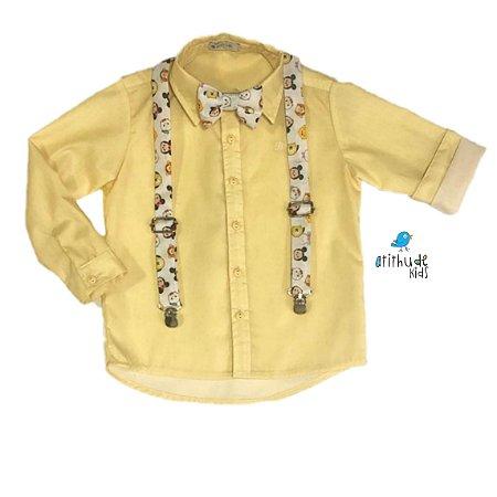 Camisa Bentinho   Disney Baby