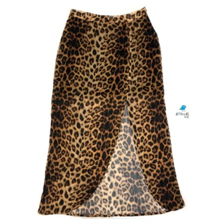 Saia Babi | Animal print | Adulta