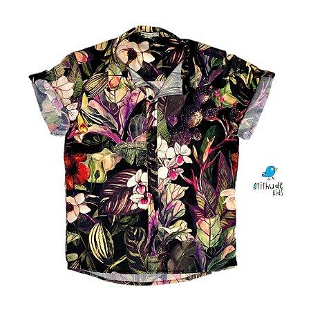 Camisa Fernando | Adulto| Estampada