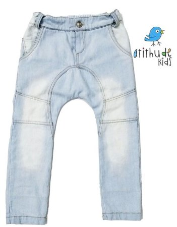 Calça Saruel Beto - Jeans