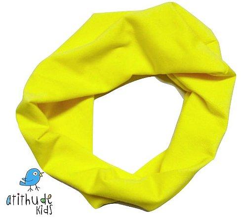 Scarf Amarelo - Gola