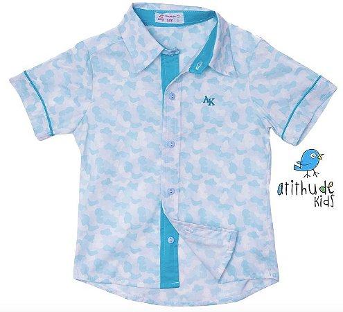 Camisa Charles - Camuflada | Safari