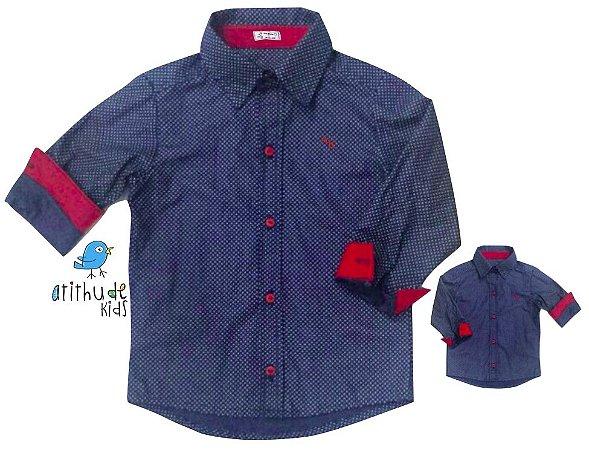 Kit camisa Giuliano - Tal pai, tal filho (duas peças)