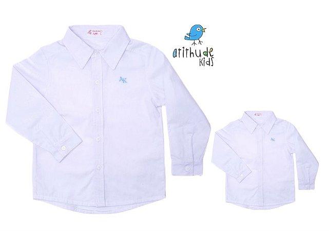 Kit Camisa Antony - Tal pai, tal filho (duas peças)