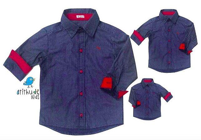 Kit camisa Giuliano - Família (três peças)