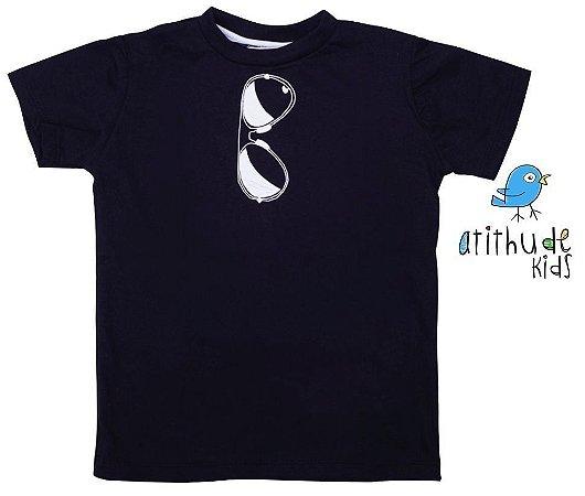 Camiseta Rayban - Preta