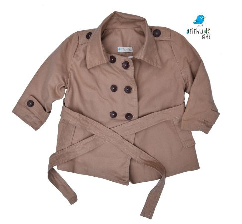 Trench Coat  Jaqueline - Bege